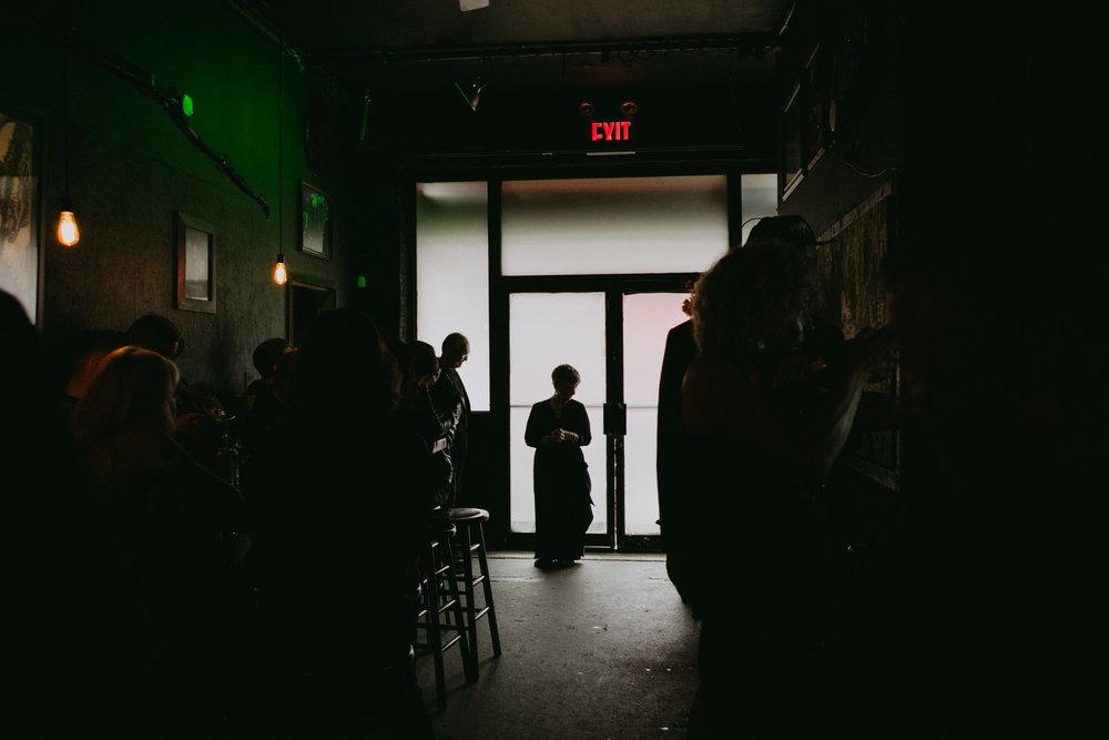 Bushwick Wedding Photographer Anchored Inn