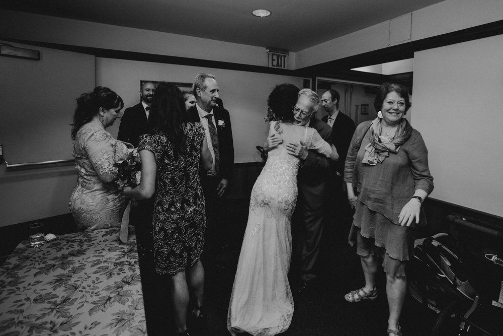Norwood Club Wedding by Chellise Michael