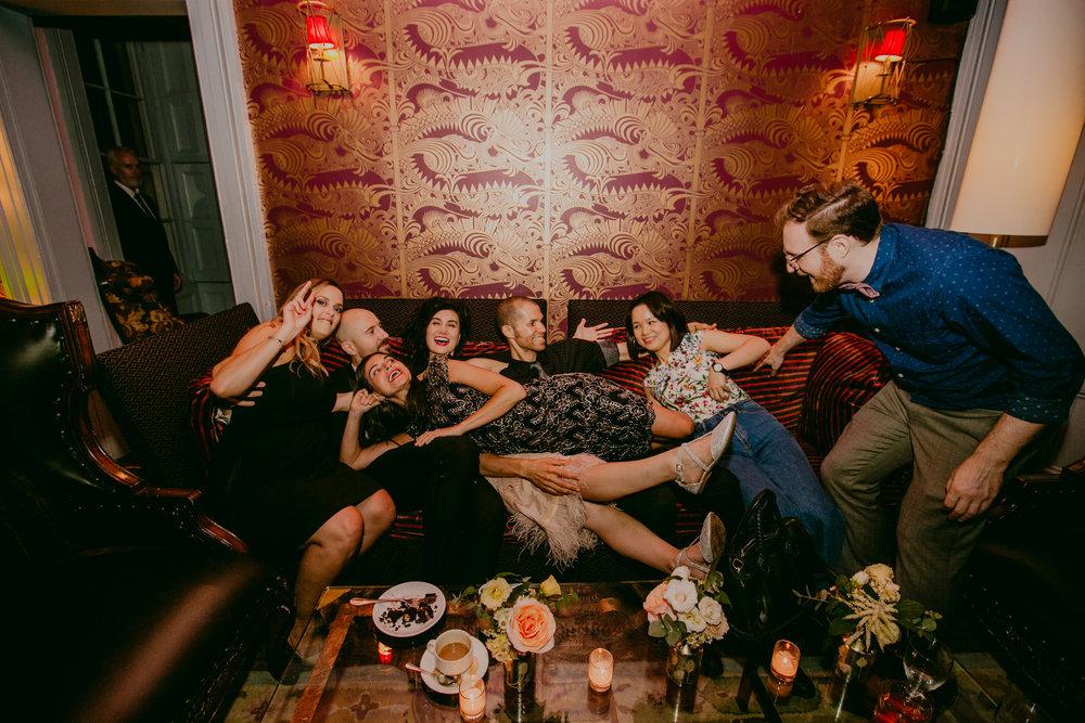 Norwood Club Wedding by Chellise Michael