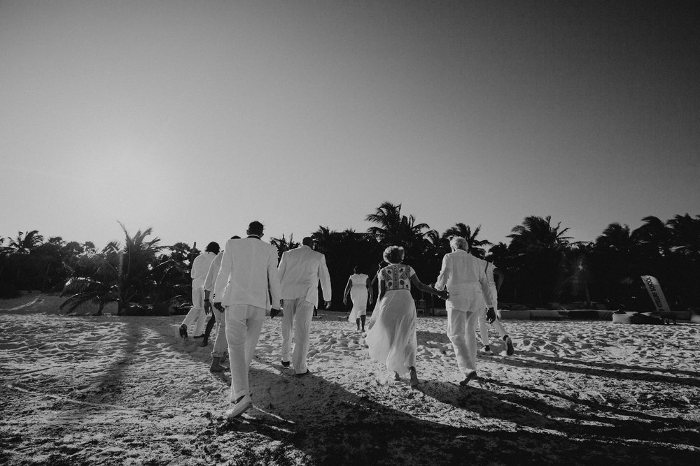 Nest Tulum Wedding Photographer