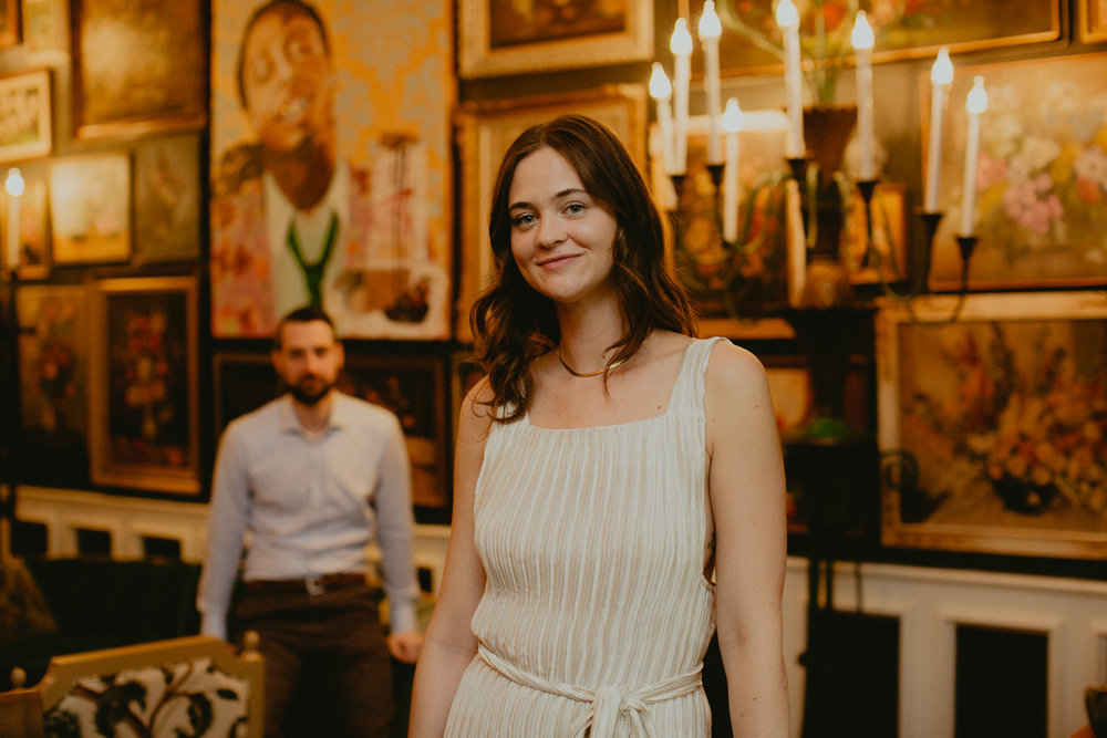 Pontchartrain Hotel Wedding New Orleans