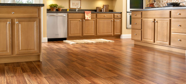 Gorgeous Kitchen Flooring Options — Family Carpet & Draperies