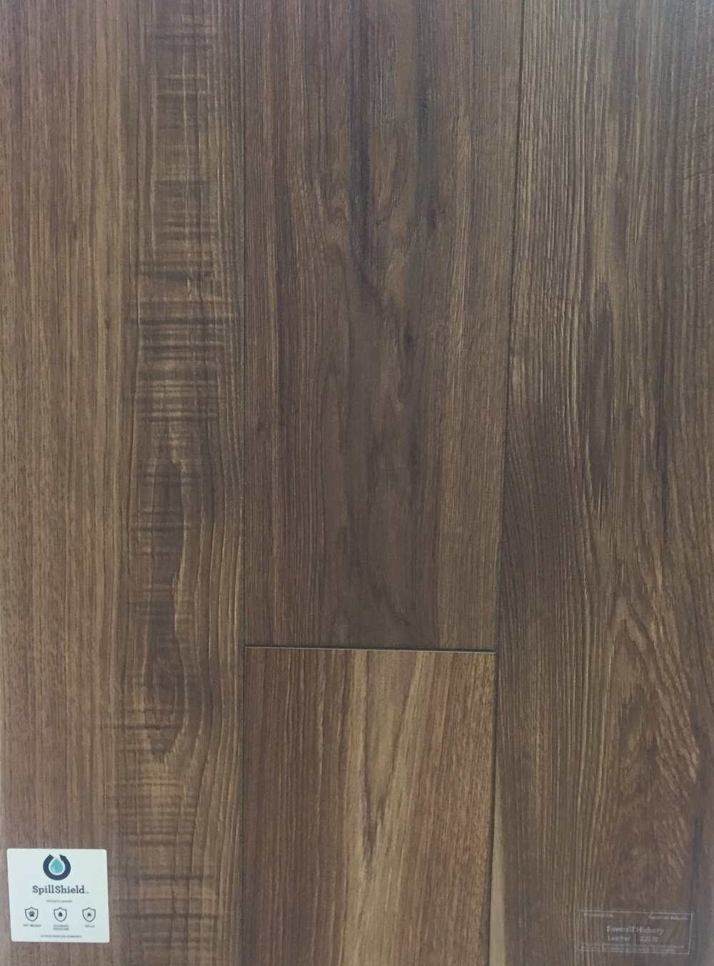 Sawmill Hickory - Leather 22332
