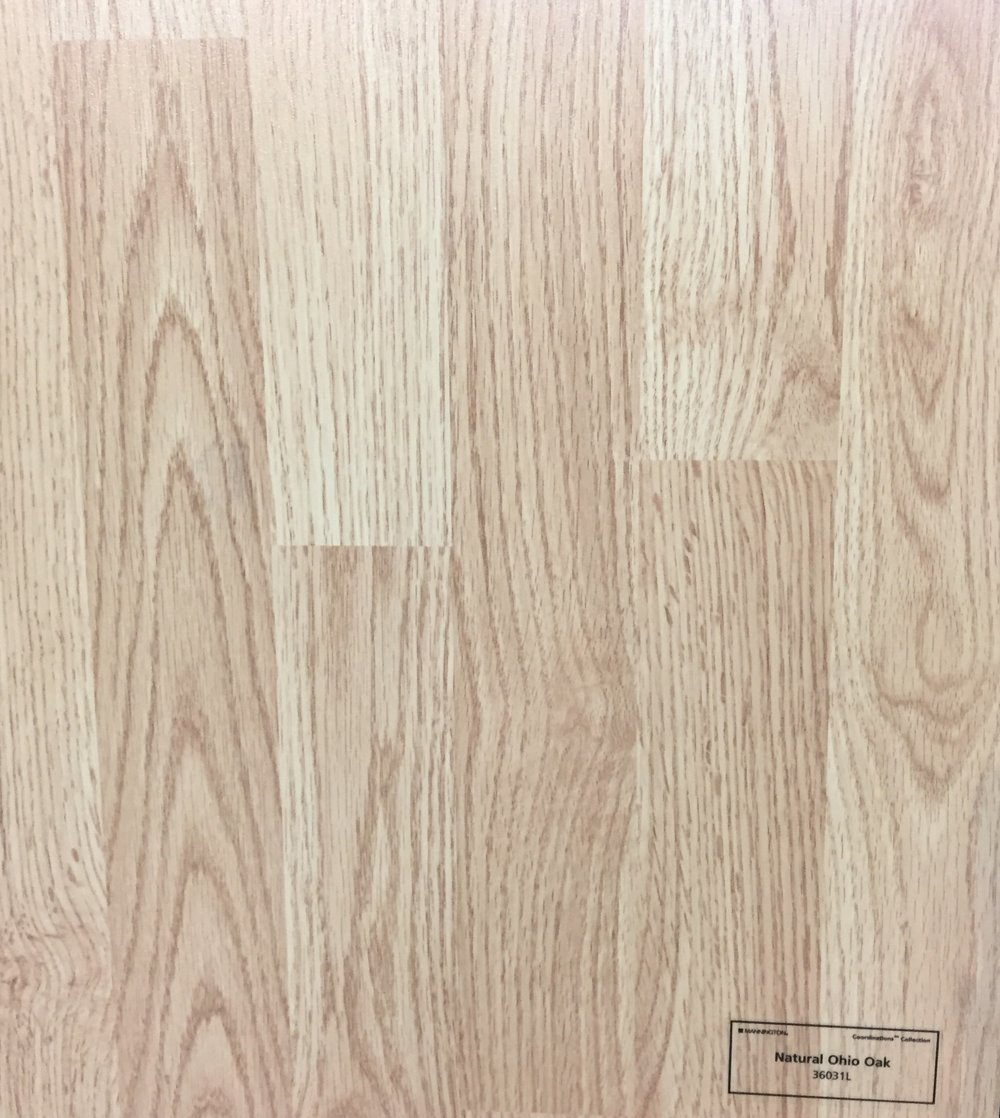 Natural Ohio Oak - 36031L