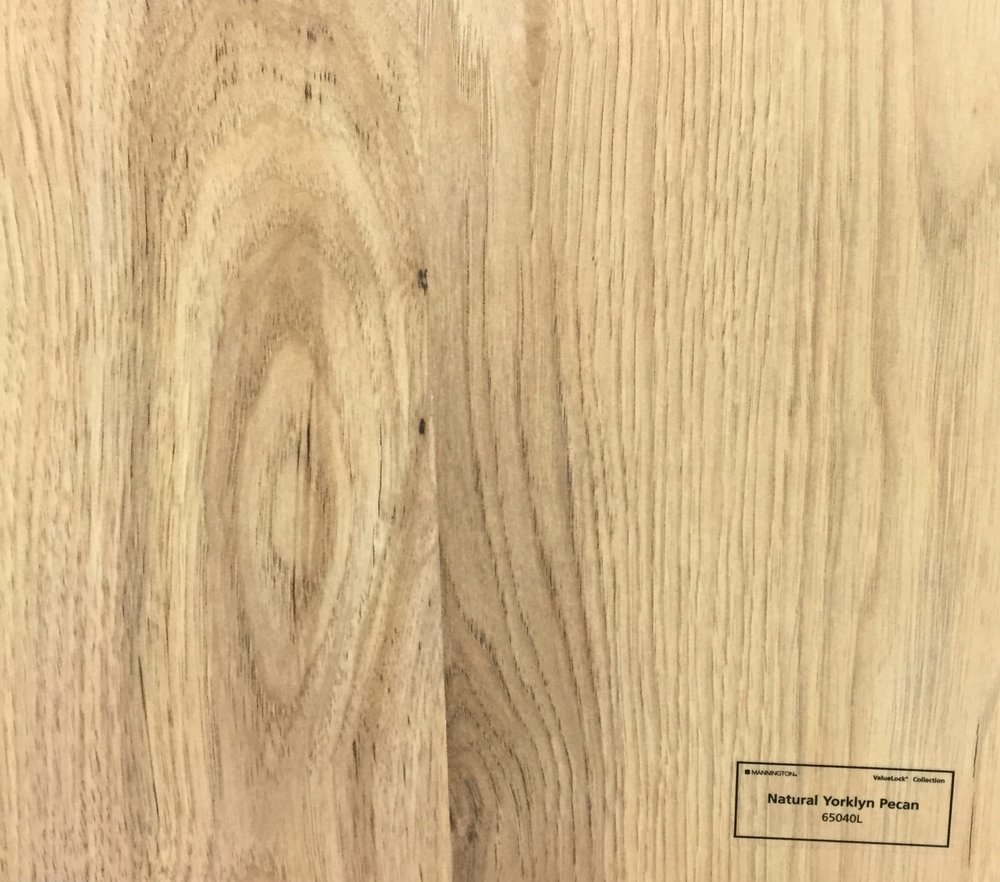 Natural Yorklyn Pecan - 65040L
