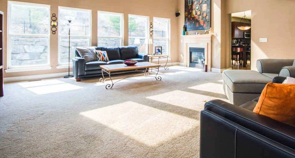 carpet flooring for your new home