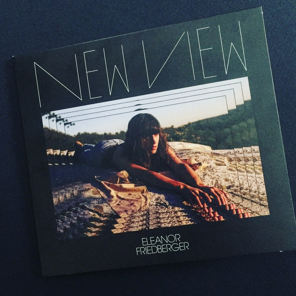 The album cover features a title treatment by Mike Reddy.