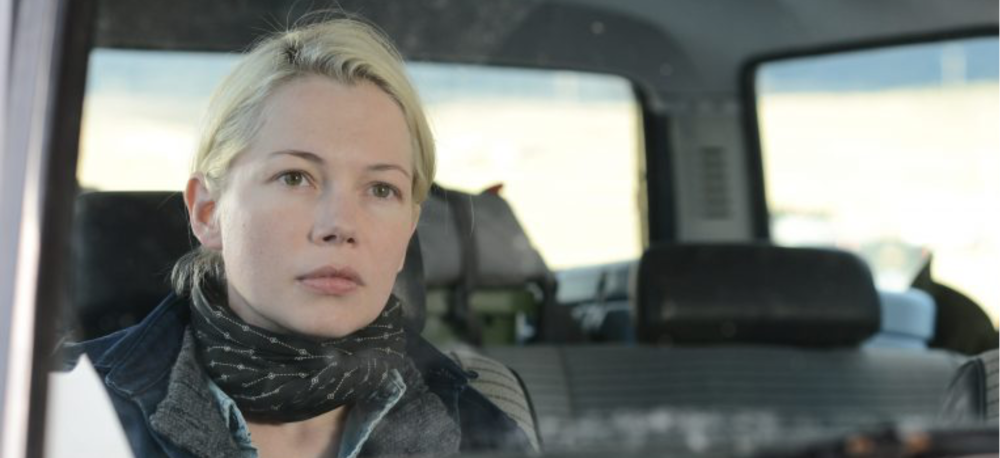 "Michelle Williams in  ""Certain Women.""   Dir. Kelly Reichardt (""Meek's Cutoff,"" ""Wendy and Lucy"") (Oct. 14)"
