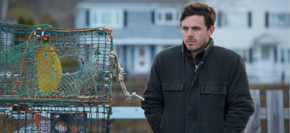 "Casey Affleck in  ""Manchester By The Sea.""   Dir. Kenneth Lonergan (""Margaret,"" ""You Can Count On Me"") (Nov. 26)"