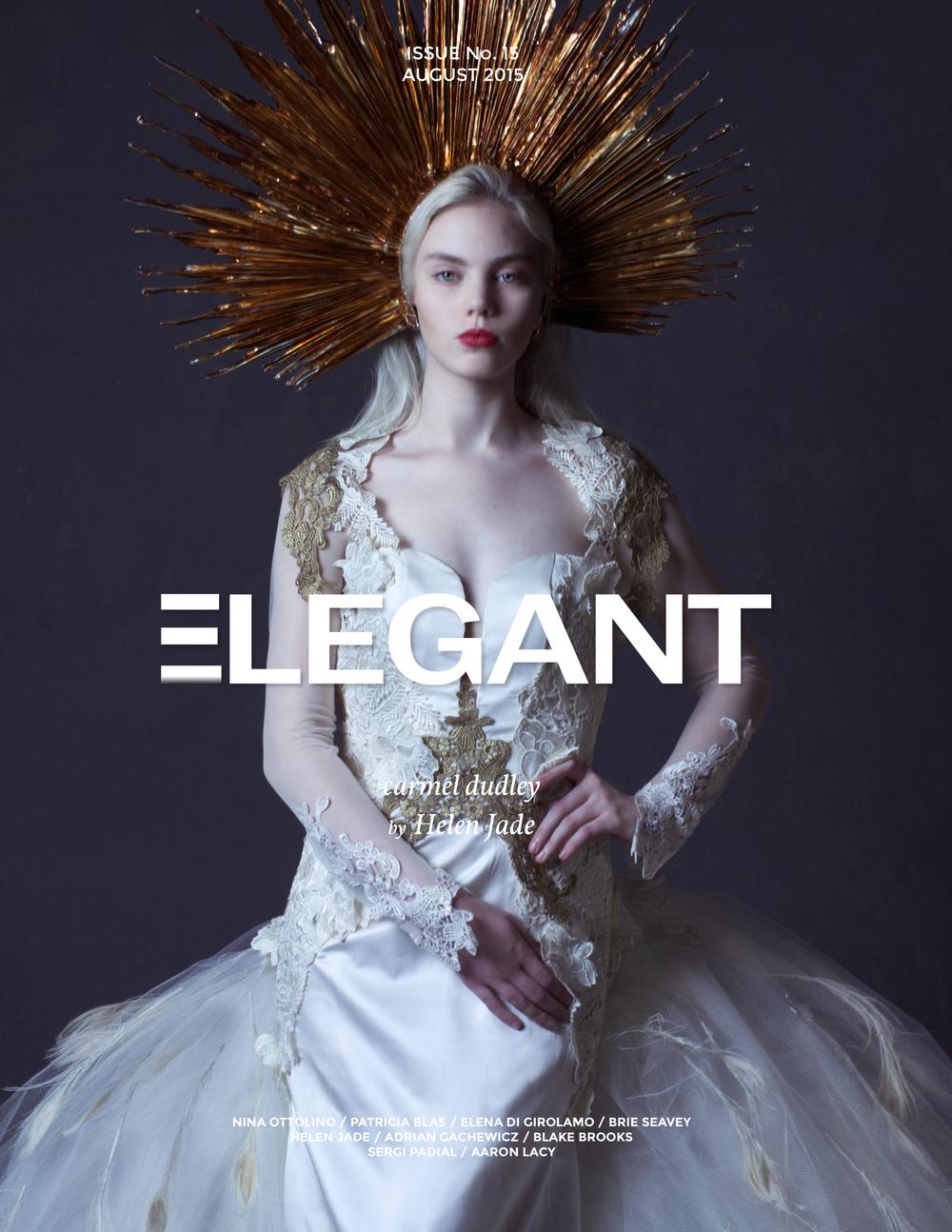 Elegant Magazine August 2015 Issue