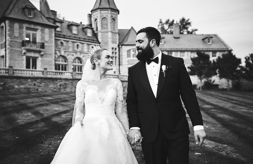 Chris & Quinn: Cairnwood Estate, PA