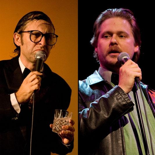 Tim Heidecker & Neil Hamburger in Minneapolis