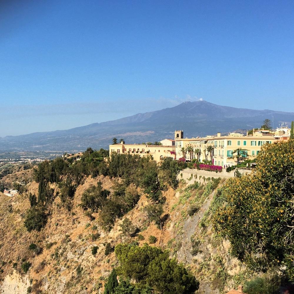 Mt. Etna, Taormina