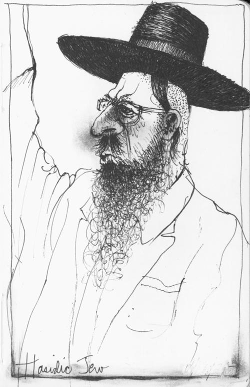 Hasidic Jew