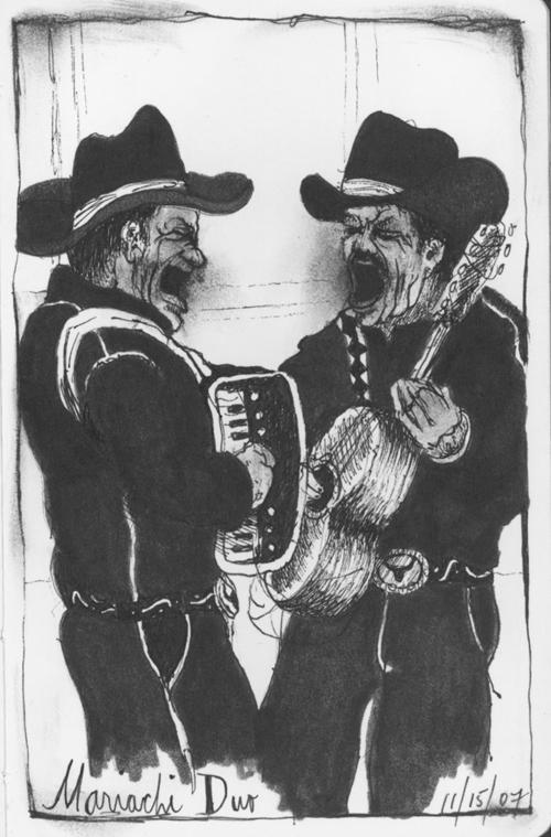 Mariachi Duo