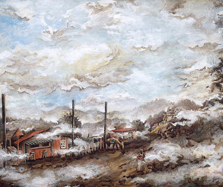 El Pueblo en Las Nubes
