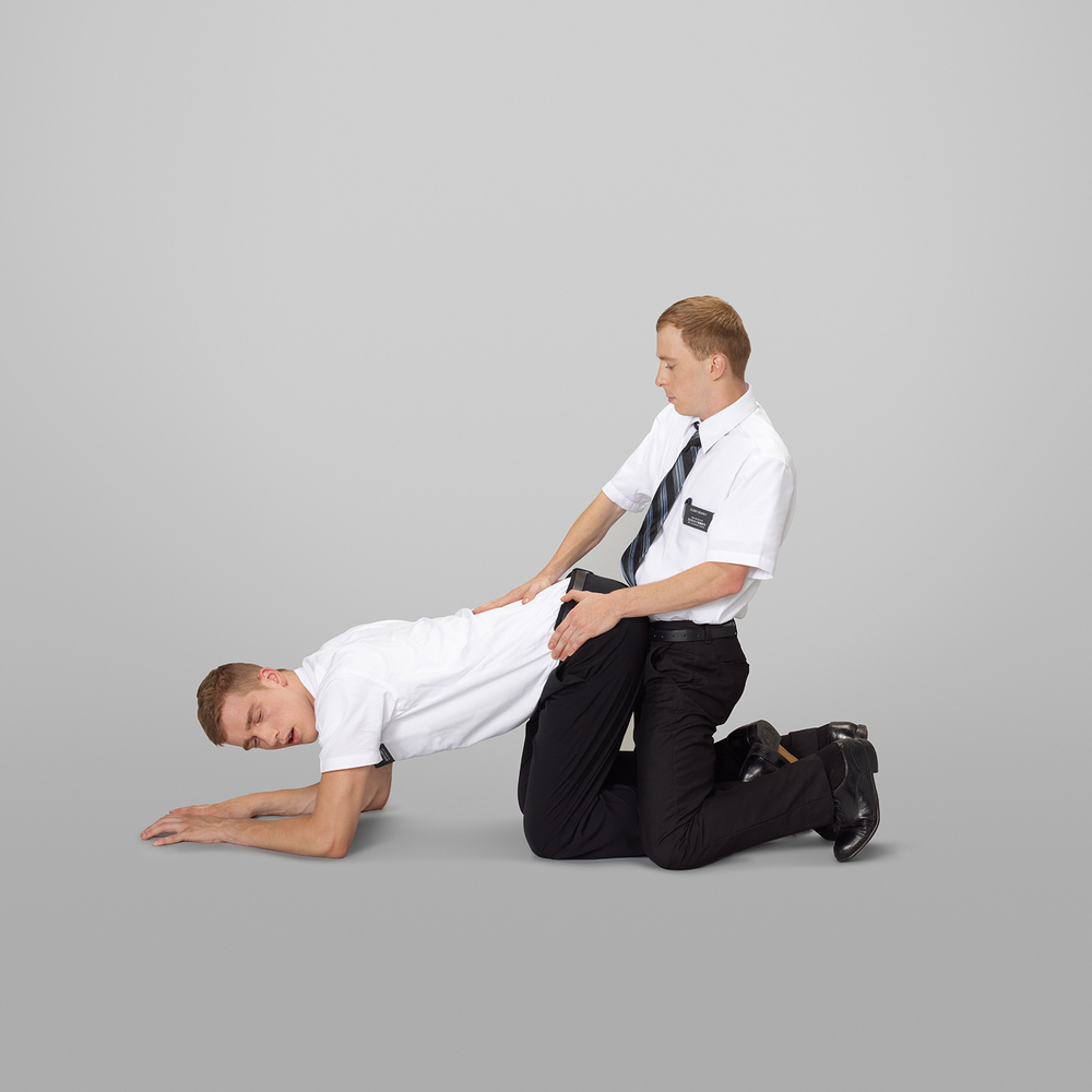 Men missionary position