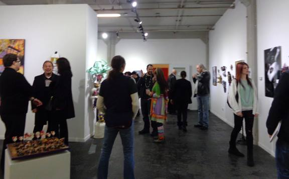 OMG: Oh Mardi Gras Opening Reception February 21st, 2014 at 4Art Gallery