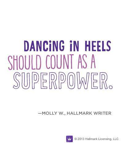 To all of our super-dancers out there 😊