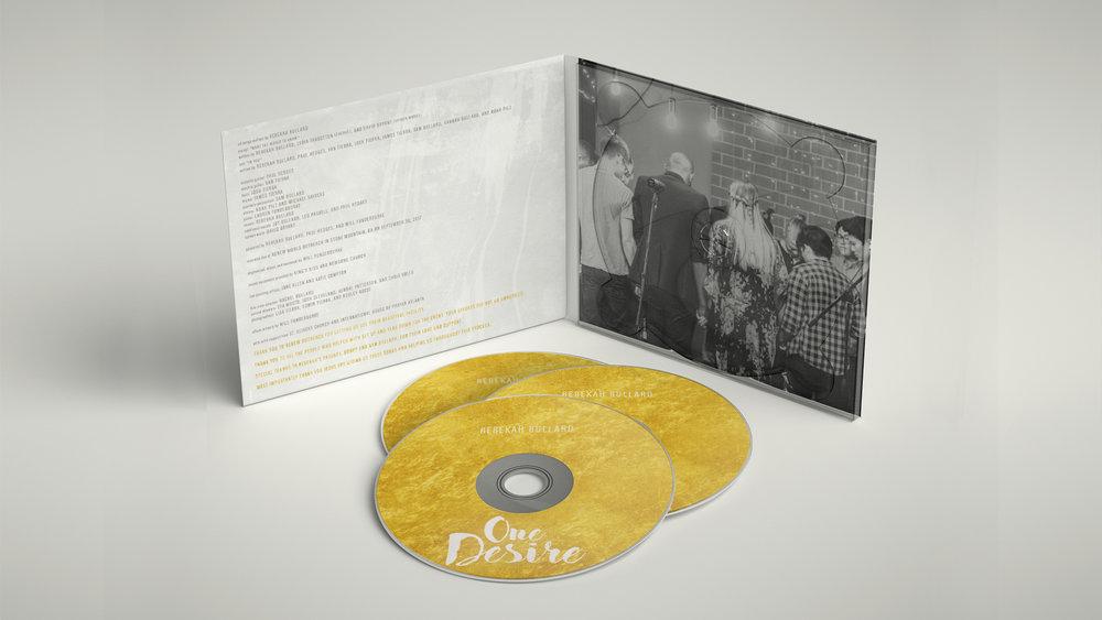 CD Packaging Inside