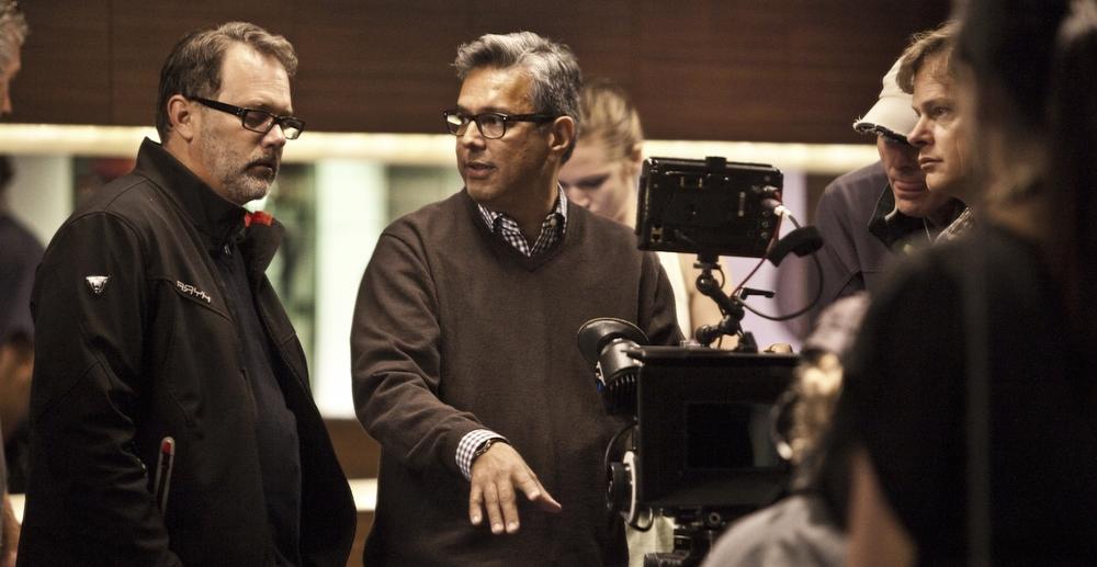 Always a great collaborationwith director Wayne Craig