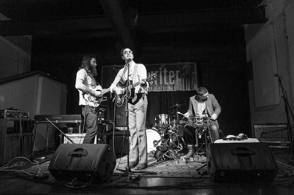The Kernal performing at 116 Mobile Street.