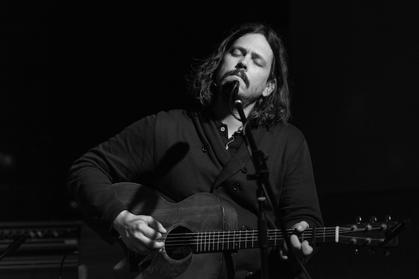 """John Paul White says the Shoals was not considered """"cool"""" when he was growing up."""