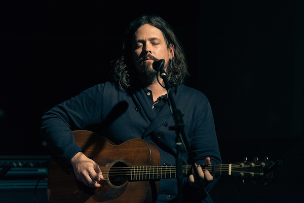 John Paul White performs a new song about his grandmother's passing.