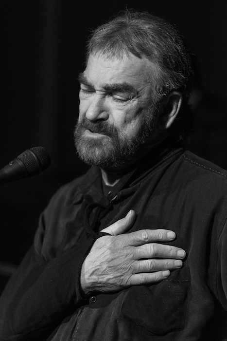 """Songwriter and Kris Kristofferson band member Donnie Fritts. His song """"We Had It All"""" was first recorded by Waylon Jennings on his """"Honky Tonk Heroes"""" album."""