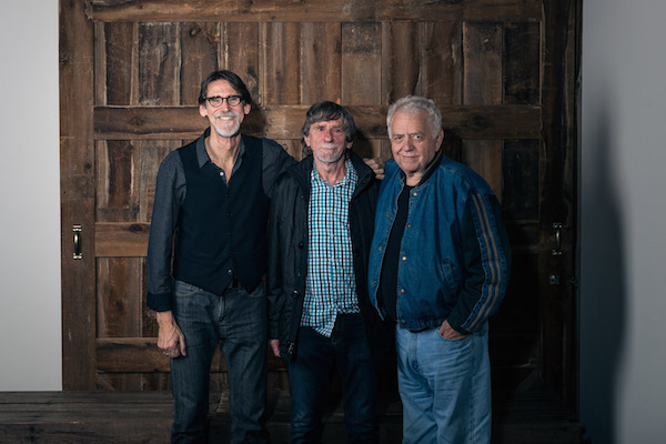 The Swampers: Will McFarlane, Spooner Oldham, Jimmie Johnson.