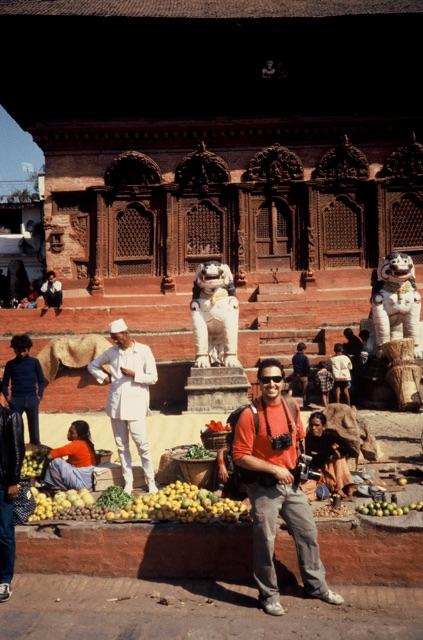 Kathmandu, Nepal, 1985