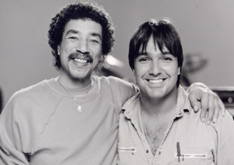 Ron and Mr. Cool, Smokey Robinson.