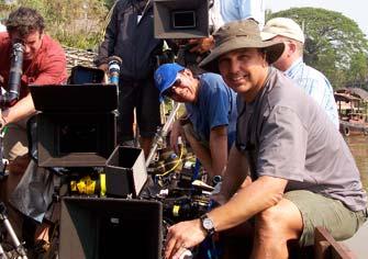 """Camera Operator on """"Rambo"""" ."""