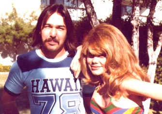 Ron and Charo- Cuchi cuchi!!