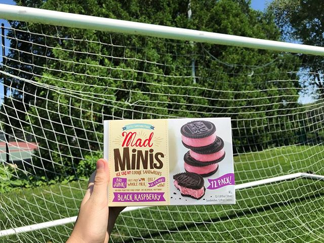 That moment when you get $1 off your Mad Minis - #SCORE ! Check the link in our bio for a coupon and enter for a chance to win $500 before Thursday! #MadSummerFun