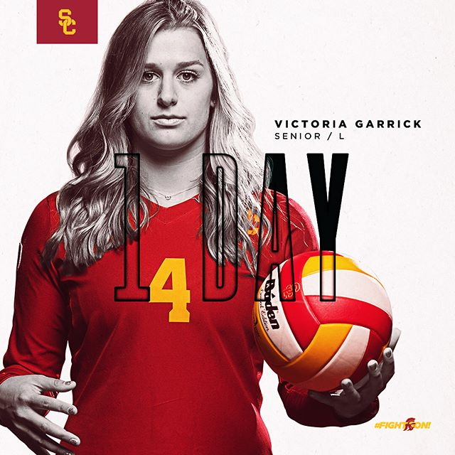 1 more sleeps! Some countdown art for the squad. So pumped for the season!! ✌🏽#FightOn #smsports