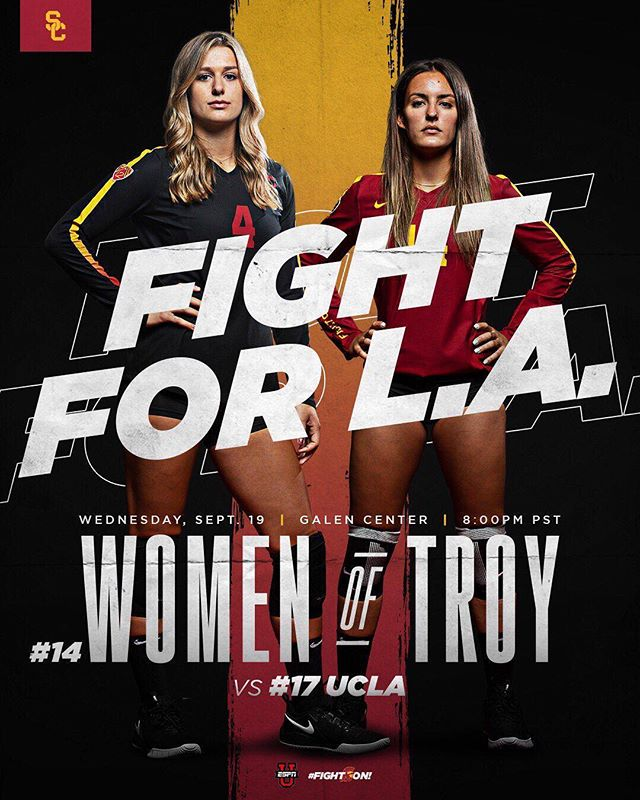 LET'S GOOOO!!! Be there or be square! #FightOn! . . . . . Unfortunately I will be ⬛️ 😩
