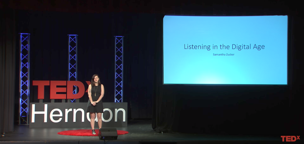 Speaking & Mentorship - From one-on-one discussions to the big stage, I strive to help people learn and use design skills to make an impact in their life. You can check out my latest TEDx talk here.