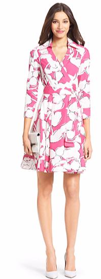 Diane Von Furstenberg   http://www.dvf.com/dvf-jadrian-wrap-dress/D917801A15W.html?dwvar_D917801A15W_color=EGSPK&dwvar_D917801A15W_size=0#gclid=CPbHicuBiMYCFQiQaQod8BcAjQ&gclsrc=aw.ds&cgid=sale