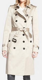 Burberry http://shop.nordstrom.com/s/burberry-prorsum-belted-sateen-trench-coat/3869495?origin=keywordsearch-personalizedsort&contextualcategoryid=2375500&fashionColor=&resultback=440