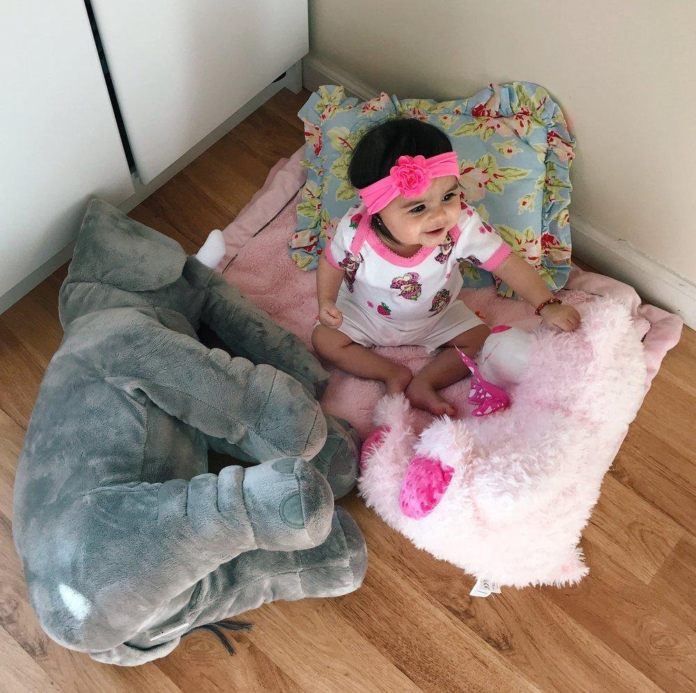 Nursery Play Corner