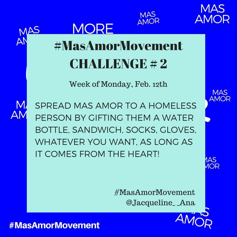 Mas Amor Movement