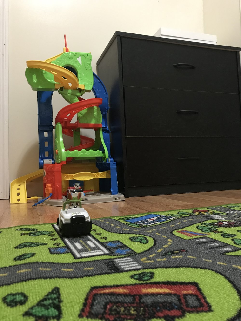 Cars Toddler Bedroom