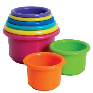 Stack and Count cups