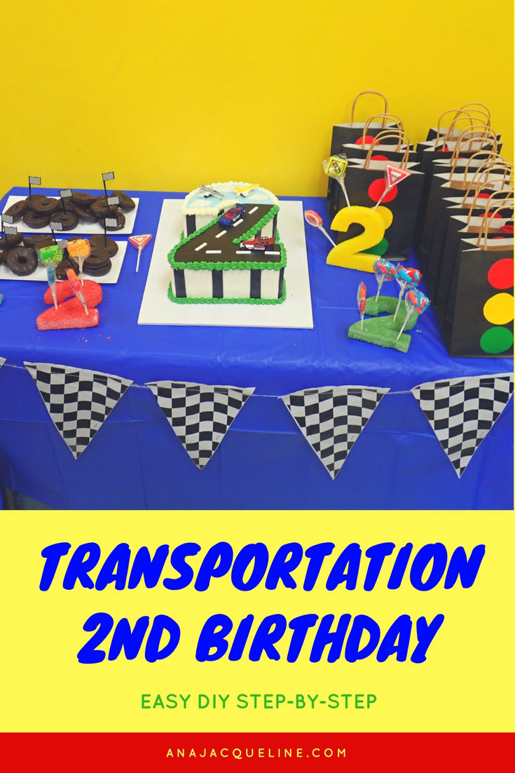 Cars Planes And Trains Birthday
