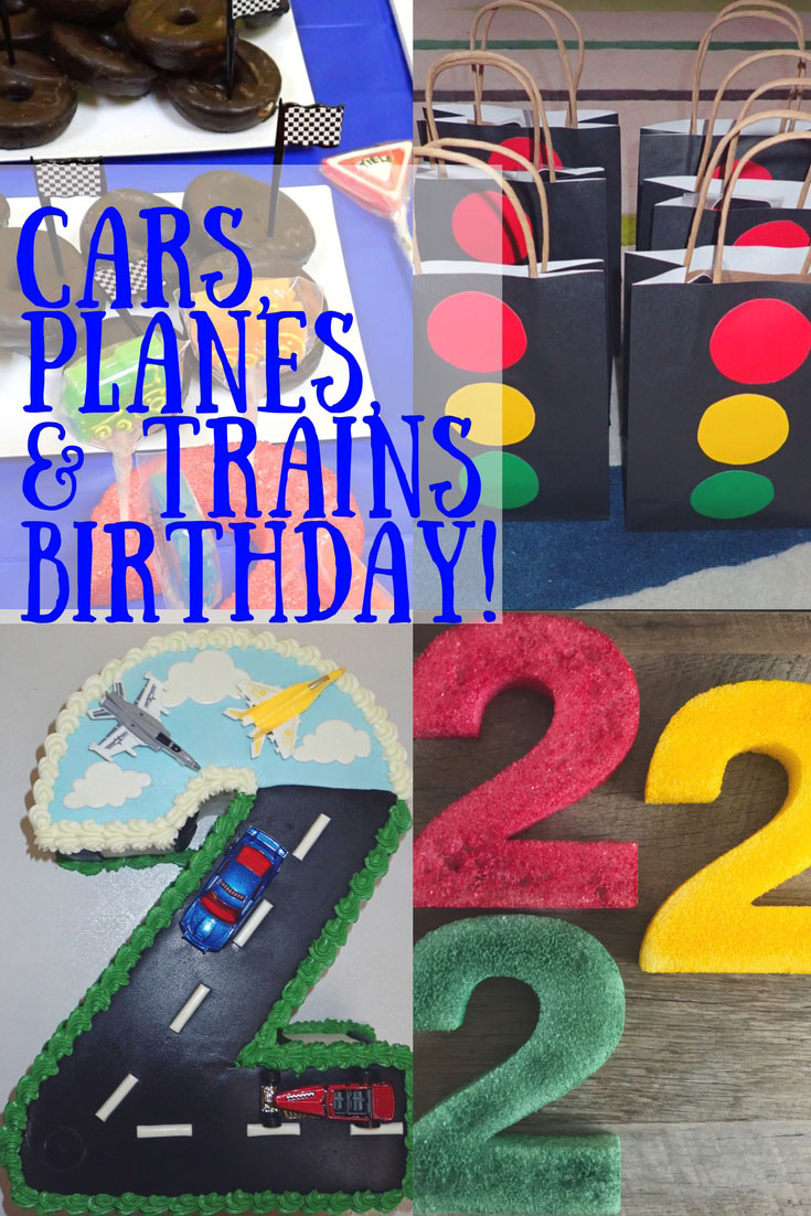 Cars, Planes, and Trains Birthday | Boy Birthday Ideas | Boy Birthday Themes | Car Goodie Bags | Planes Goodie Bags | Stoplight Goodie Bags | Cars Brownies | Hot Wheels Birthday | #TransportationBirthday | #CarsBirthday | #PlanesBirthday | #DIYGoodieBags |#CarsGoodieBags | #DIYGoodieBags | #TransportationBirthday | #BoyBirthdayThemes | #2ndBirthday | www.AnaJacqueline.com