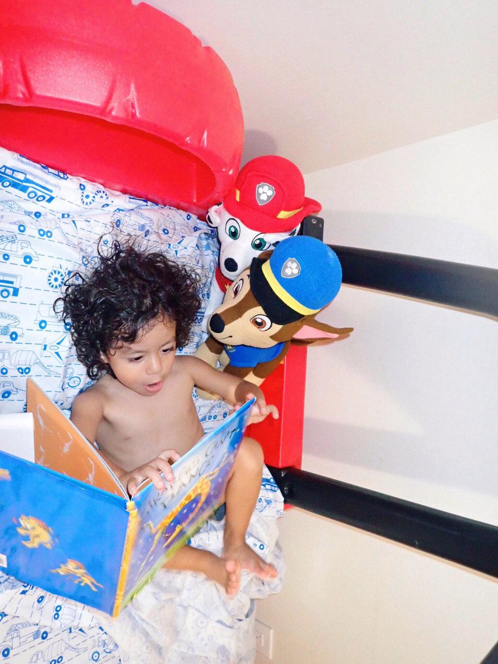 Favorite Bedtime Toddler Books