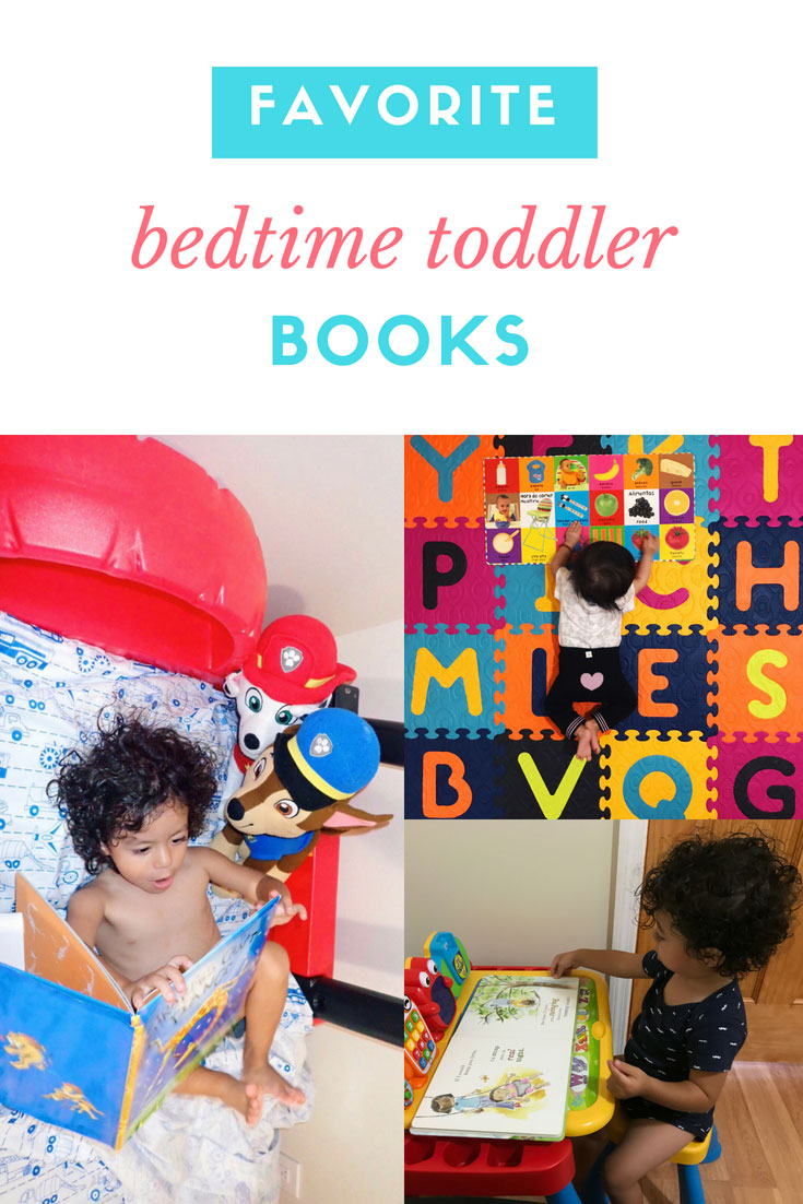 Favorite Bedtime Toddler Books | Bedtime Toddler Books | Best Bedtime Toddler Books | #ToddlerBooks | #BestToddlerBooks | www.AnaJacqueline.com