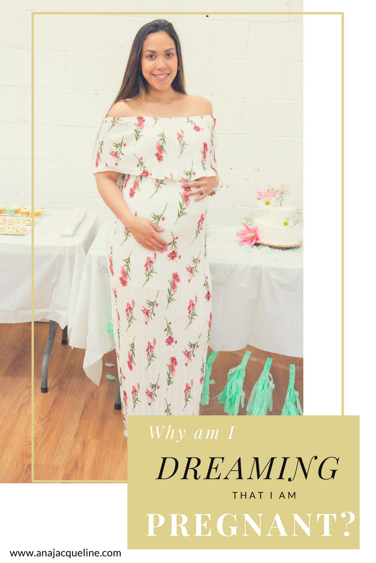 Dreaming That I Am Pregnant