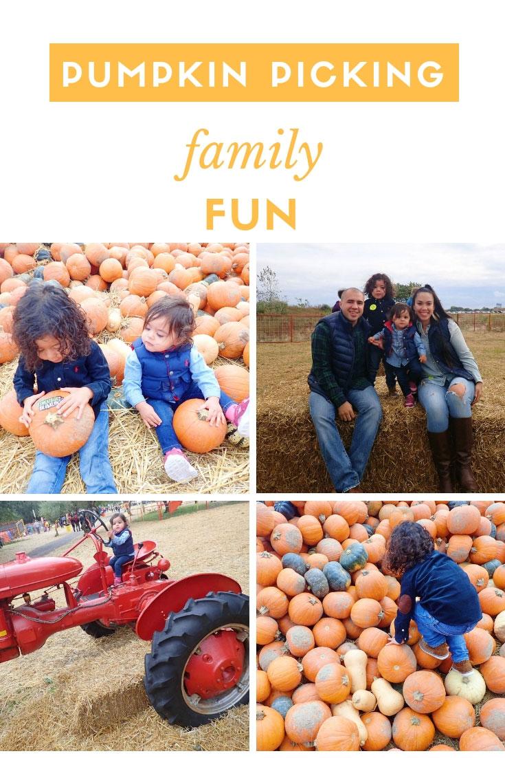 Pumpkin Picking Family Fun | Fall Bucket List | Pumpkin Picking Fun | NY Family Fun | Family Fun Things to Do NY | Pumpkin Picking | www.AnaJacqueline.com